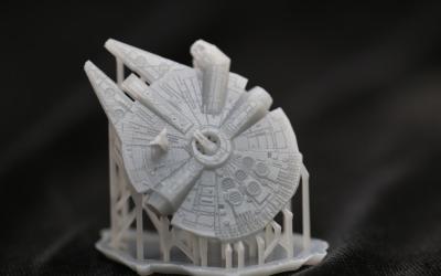 A Millennium Falcon?