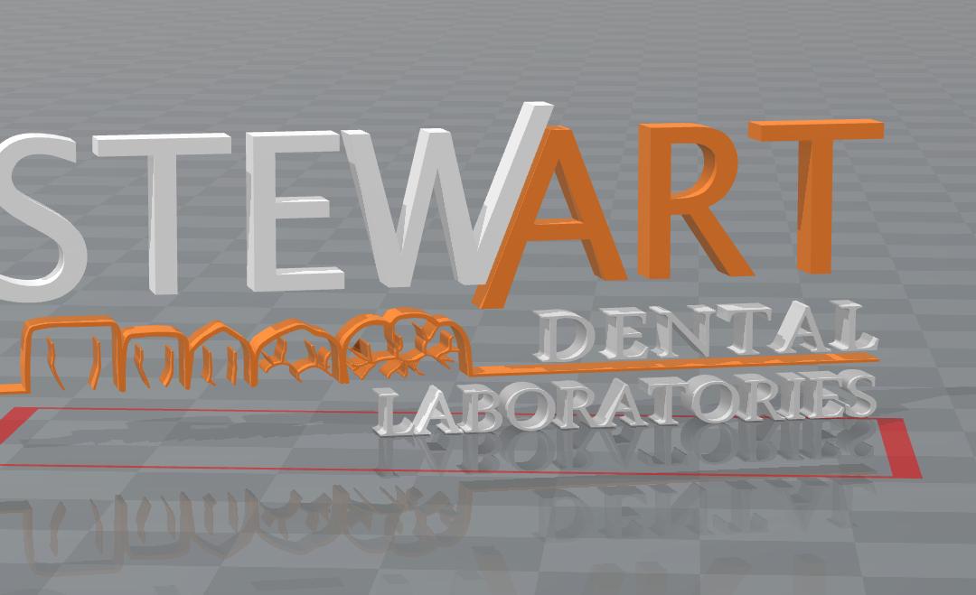 In-House 3D Logo Design