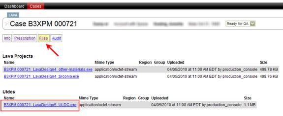 3M Lava C.O.S. Digital Impression Accepted